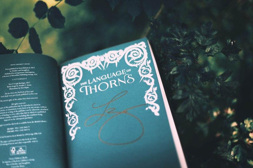 language of thorns 2