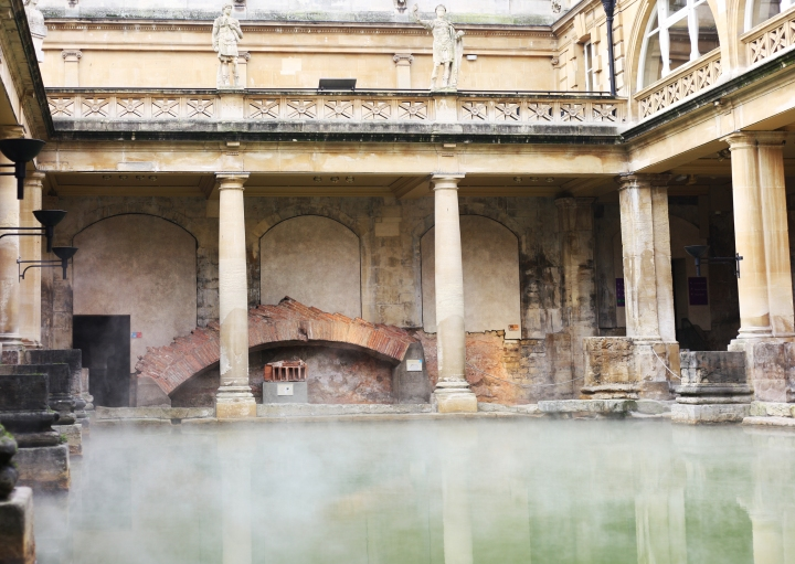 TBT Travel Diaries // A Day in Bath