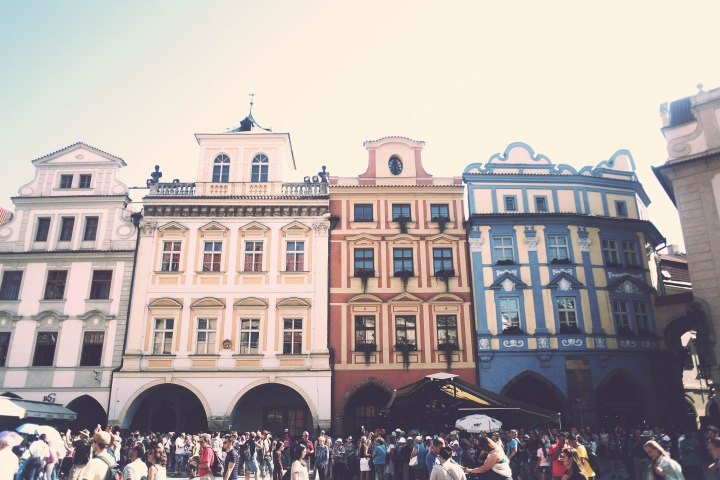TBT Travel Diaries // Prague