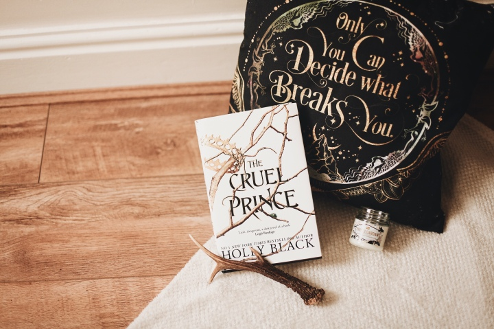Review // The Cruel Prince by Holly Black