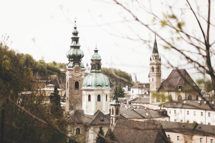 Travel Diary // Salzburg,Austria
