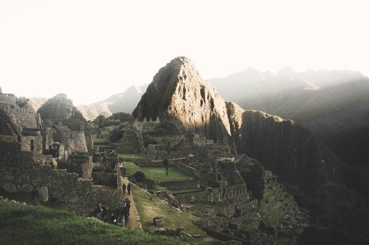 Travel Diary // MachuPicchu
