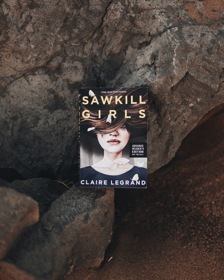 ARC Review // Sawkill Girls by Claire Legrand