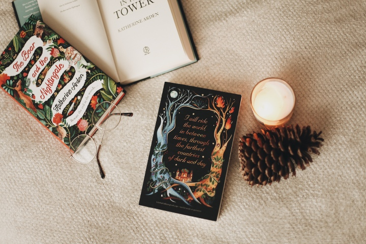 ARC Review // The Winter of the Witch by Katherine Arden