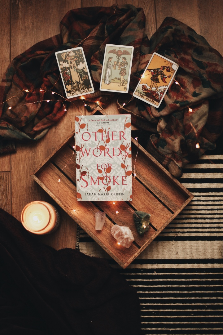 Review // Other Words for Smoke by Sarah MariaGriffin