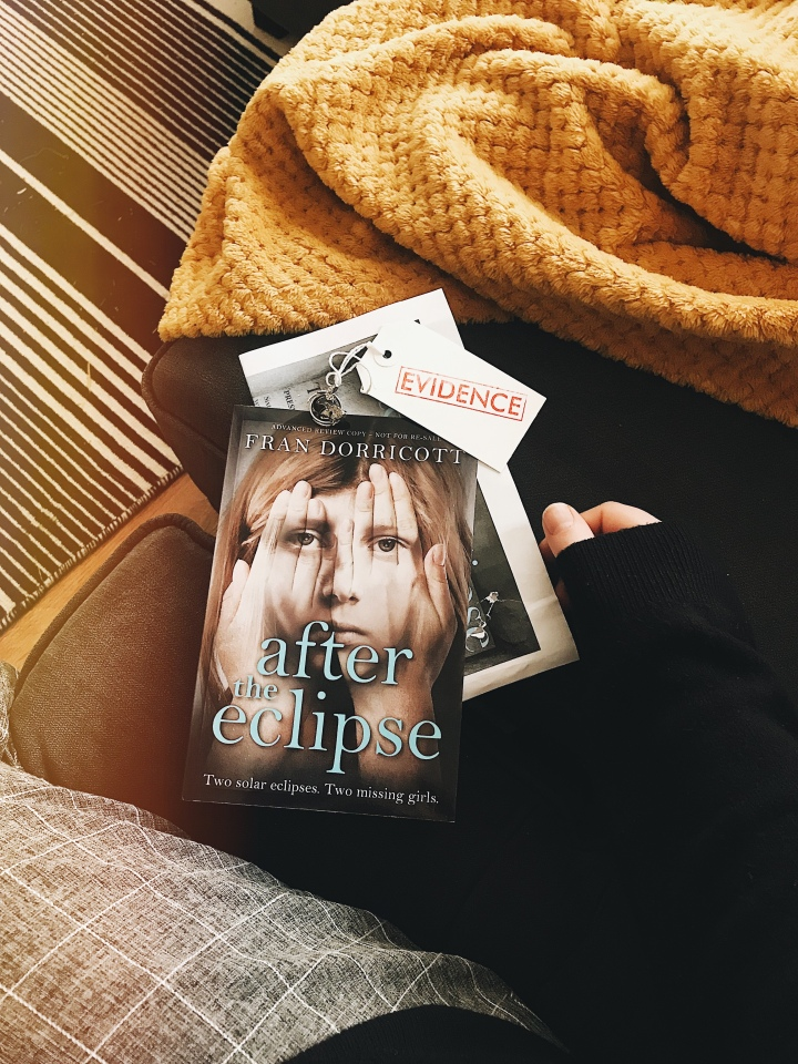 ARC Review // After the Eclipse by Fran Dorricott