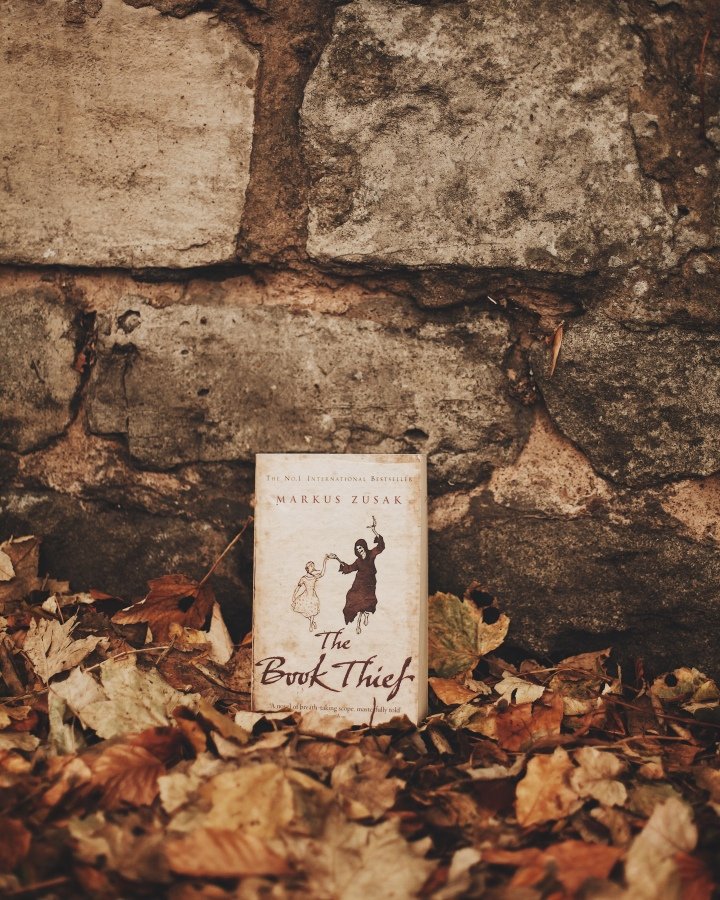 Blogtober // Autumn Book Tag