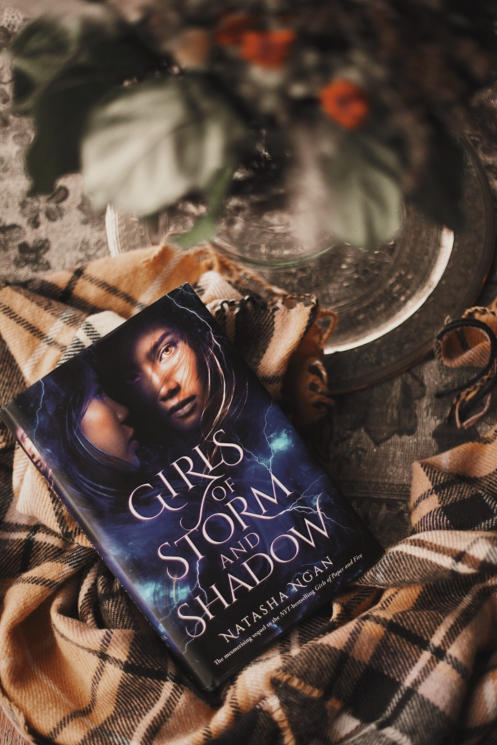 Girls of Storm and Shadow by Natasha Ngan: Blog Tour