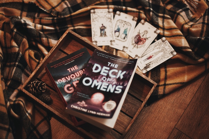 ARC Review // The Deck of Omens by Christine Lynn Herman